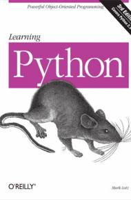ebook Learning Python. 3rd Edition
