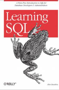 ebook Learning SQL