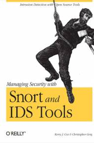 ebook Managing Security with Snort & IDS Tools