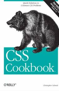 ebook CSS Cookbook. 2nd Edition