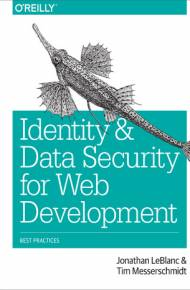 ebook Identity and Data Security for Web Development. Best Practices