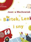 ebook Bartek, Lenka i sny - audiobook