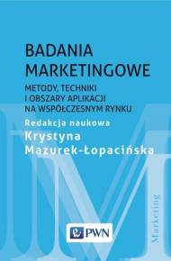 ebook Badania marketingowe