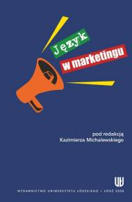 ebook Język w marketingu