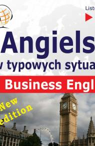 ebook Angielski w typowych sytuacjach. Business English (New Edition) - audiobook