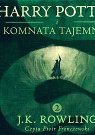 ebook Harry Potter i Komnata Tajemnic - audiobook