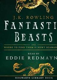 ebook Fantastic Beasts and Where to Find Them - audiobook