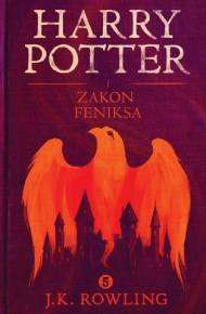 ebook Harry Potter i Zakon Feniksa