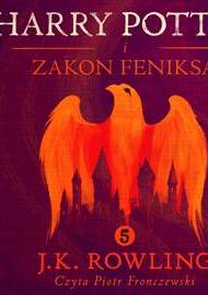 ebook Harry Potter i Zakon Feniksa - audiobook