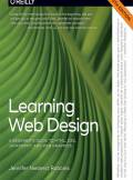 ebook Learning Web Design. A Beginner's Guide to HTML, CSS, JavaScript, and Web Graphics. 5th Edition