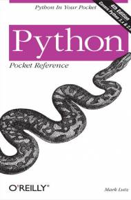ebook Python Pocket Reference. Python in Your Pocket. 4th Edition