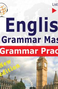 ebook English Grammar Master: Grammar Practice. Upper-intermediate / Advanced Level: B2-C1 (New edition) - audiobook