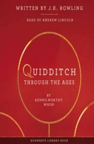 ebook Quidditch Through the Ages - audiobook
