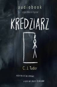 ebook Kredziarz - audiobook