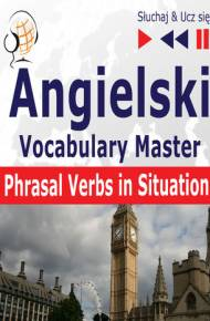 ebook Angielski Vocabulary Master Phrasal Verbs in Situations - audiobook