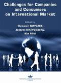 ebook Challenges for Companies and Consumers on International Market