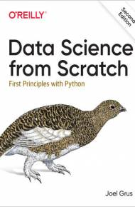 ebook Data Science from Scratch. First Principles with Python. 2nd Edition