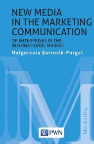 ebook New media in the marketing communication of enterprises in the international market