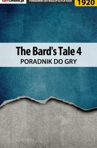 ebook The Bard's Tale 4 - poradnik do gry