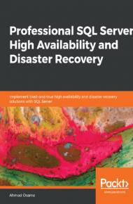 ebook Professional SQL Server High Availability and Disaster Recovery