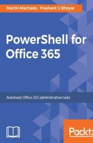 ebook PowerShell for Office 365