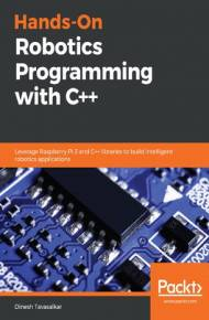 ebook Hands-On Robotics Programming with C++