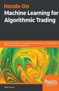ebook Hands-On Machine Learning for Algorithmic Trading