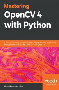 ebook Mastering OpenCV 4 with Python