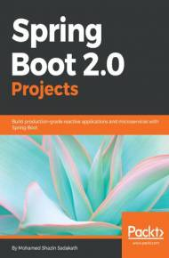 ebook Spring Boot 2.0 Projects