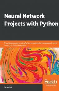 ebook Neural Network Projects with Python