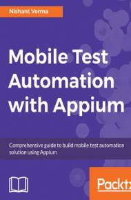 ebook Mobile Test Automation with Appium