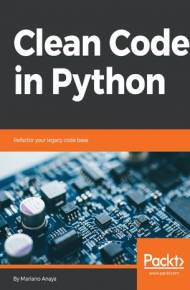 ebook Clean Code in Python