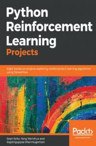 ebook Python Reinforcement Learning Projects