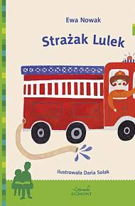 ebook Strażak Lulek - audiobook