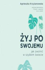 ebook Żyj po swojemu - audiobook