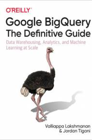 ebook Google BigQuery: The Definitive Guide. Data Warehousing, Analytics, and Machine Learning at Scale