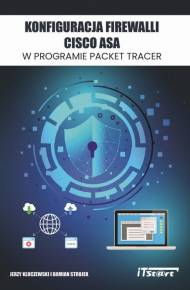 ebook Konfiguracja Firewalli CISCO ASA w programie Packet Tracer