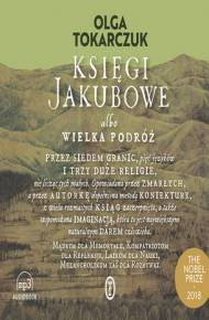 ebook Księgi Jakubowe - audiobook
