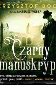 ebook Czarny Manuskrypt - audiobook