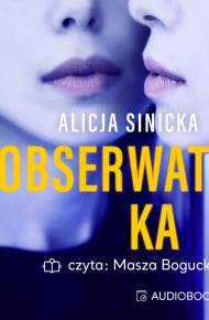 ebook Obserwatorka - audiobook