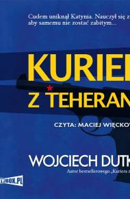 ebook Kurier z Teheranu - audiobook