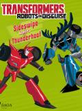 ebook Transformers. Robots in Disguise. Sideswipe kontra Thunderhoof - audiobook