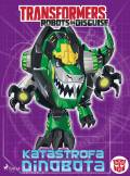 ebook Transformers – Robots in Disguise – Katastrofa Dinobota