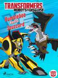 ebook Transformers – Robots in Disguise – Bumblebee kontra Scuzzard