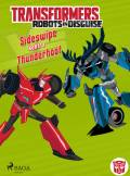 ebook Transformers – Robots in Disguise – Sideswipe kontra Thunderhoof