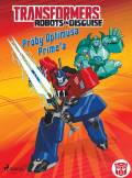 ebook Transformers – Robots in Disguise – Próby Optimusa Prime'a