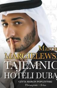 ebook Tajemnice hoteli Dubaju - audiobook
