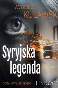 ebook Syryjska legenda - audiobook