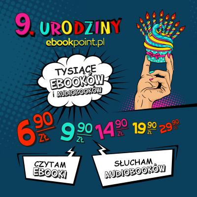 Ebookpoint#Urodziny 9