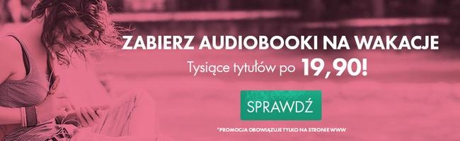 Audioteka#Audiobooki za 19.90